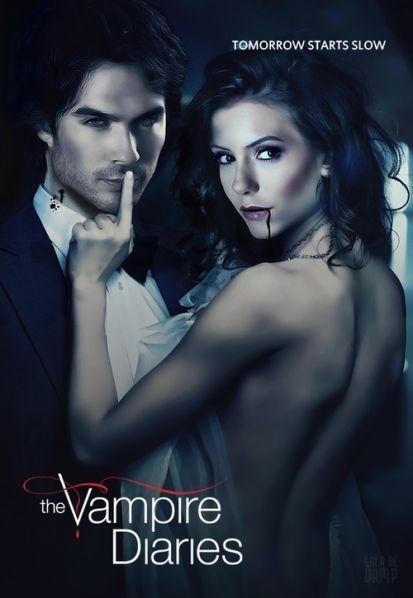 Описание 6 сезона сериала 'Дневники вампира' (2014)