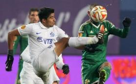 «Динамо» объявило об уходе эквадорского футболиста Кристиана Нобоа