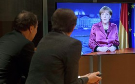 Меркель: ЕС стремится к достижению безопасности в Европе вместе с РФ