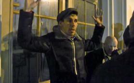 Алексей Панин задержан за нападение на полицейских