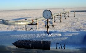 Минэнерго: экспорт газа из РФ в 2014 году снизился на 12%