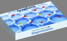 Ученые сделали графен магнитным