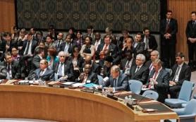 Лавров: СБ ООН пытаются превратить в штампующий решения «лидера» орган
