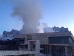 В библиотеке ИНИОНа сгорели документы ООН