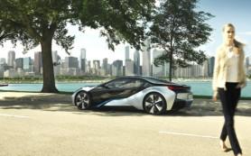 BMW в апреле представит очки, позволяющие видеть машину насквозь