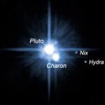 НАСА показало видео вращающихся Плутона и Харона