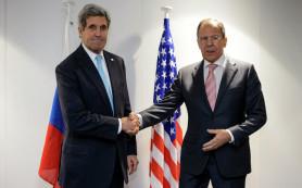Глава МИД РФ и госсекретарь США проводят встречу в Женеве