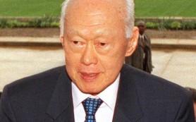 Ушел из жизни первый премьер-министр Сингапура Ли Куан Ю