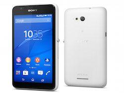 В России начинаются продажи смартфона Sony Xperia E4g