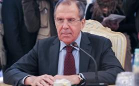 Лавров призвал США прекратить «незаконную блокаду» Кубы