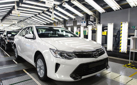 Toyota удвоит производственные мощности завода в Петербурге