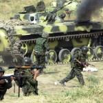 На юге России начались учения с участием 2 тыс. военных ПВО
