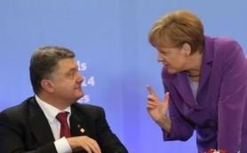 Порошенко и Меркель инициировали встречу глав МИД «нормандской четверки»