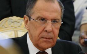 Лавров обсудит ситуацию на Украине с главой Комитета министров СЕ