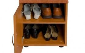 Пуф для обуви