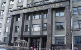Госдума планирует объявить амнистию в пятницу