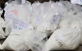 В Чехии в грузе бананов обнаружили рекордную партию кокаина