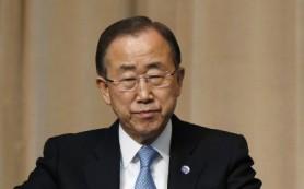 Пан Ги Мун призвал немедленно прекратить войну в Йемене