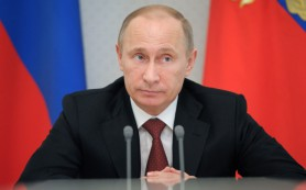 Спикер Рады подписал постановление о введении санкций против Путина