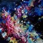 Увидеть музыку: невероятные картины девушки с синестезией