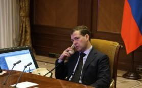 Премьеры РФ и Белоруссии обсудили торгово-экономическое сотрудничество