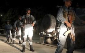 Пятеро иностранцев убиты при нападении боевиков на отель в Кабуле