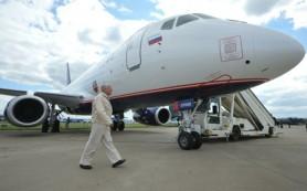 Россия и Китай создали компанию для продвижения Superjet в Азии