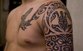 Исследование: татуировки опасны для здоровья