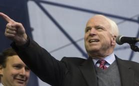 Власти Грузии ожидают визита сенатора США Маккейна в ближайшее время