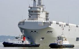 Франция передала России часть технологий строительства «Мистралей»