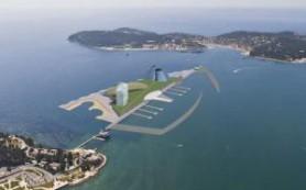 Франция: У берегов Франции появится новый остров
