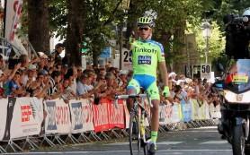 Альберто Контадор выиграл третий этап «Рут-дю-Сюд»