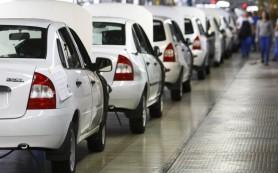 «АвтоВАЗ» сократил продажи в РФ в мае на 33%, до 22,8 тысячи машин