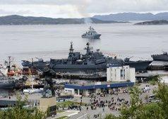 На Северном флоте прошла внезапная проверка арктических мотострелков