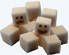 Учёные заявили, что сахар необходим в детском рационе