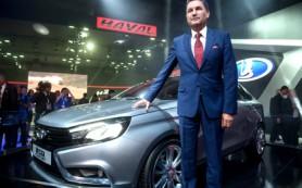 АвтоВАЗ объявил о намерении занять 20 процентов российского рынка