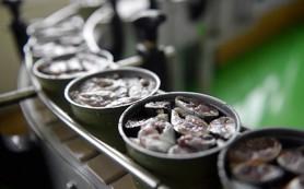 Росрыболовство предложило ввести в антисанкционный список консервы