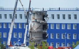 Новое ЧП в российской армии: 23 человека погибли при обрушении казармы в Омске
