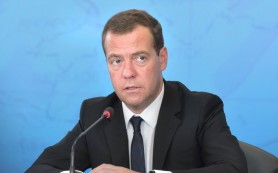 Медведев: почти 80% моногородов находятся в зоне риска либо в кризисе