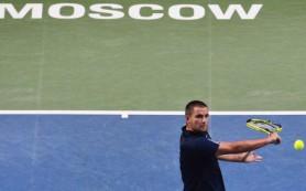 Габашвили и Южный укрепили позиции в теннисном рейтинге