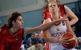 В одно кольцо: баскетболистки РФ разгромили египтянок в 1/8 финала юниорского ЧМ