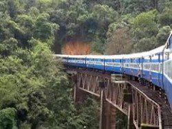 Индия начала разрабатывать поезд на солнечной батарее