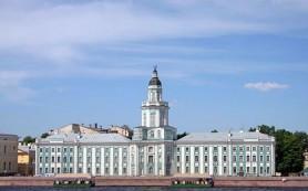 В Петербурге реставрируют знаменитую Кунсткамеру