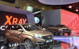 «АвтоВАЗ» начал пилотную сборку LADA XRAY