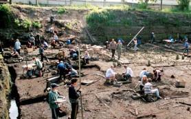 Археологическая разведка проводится в Ленинградской области
