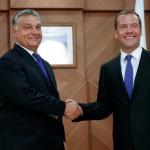 Медведев: связи России и Венгрии устойчивы, несмотря на проблемы с ЕС