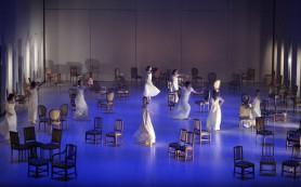 Вечер современной хореографии прошёл в Театре Станиславского