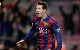 Месси стал лучшим футболистом Европы