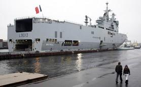 Франция не будет выплачивать 2 млрд евро за «Мистрали»