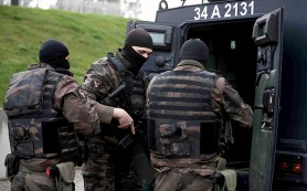 В Стамбуле возобновили антитеррористическую операцию